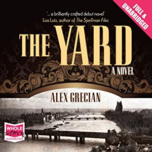 The Yard Audiobook