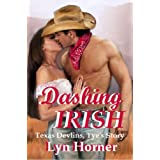 Dashing Irish (Texas Devlins)by Lyn Horner