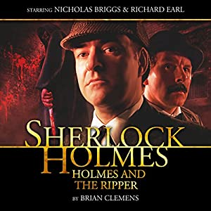 Sherlock Holmes - Holmes and the Ripper Audiobook