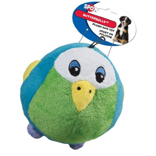 ethical-pet-butterballs-dog-toy-4-inch-birds-assorted-by-ethical-pet