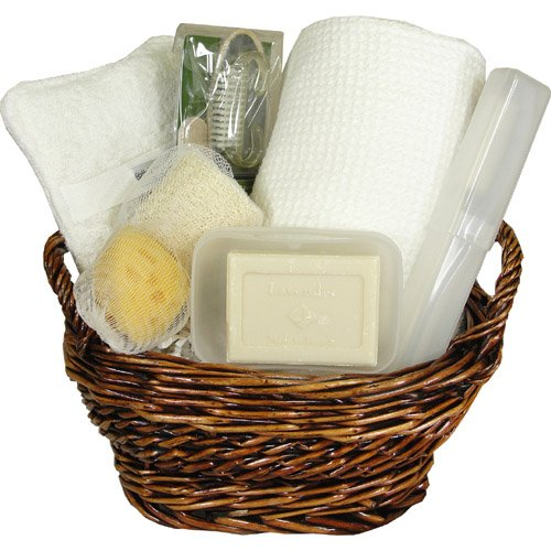 Back to School Dorm or Sports Spa Gift Basket
