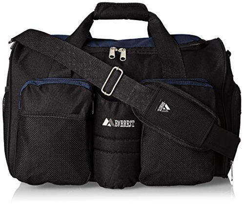 everest-gym-bag-with-wet-pocket-navy-one-size
