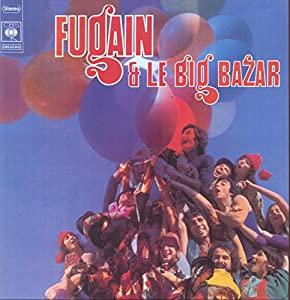 Michel Fugain & Le Big Bazar - Paper Sleeve - CD Vinyl Replica Deluxe