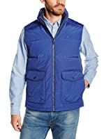 Tommy Hilfiger Chaleco Micah Down (Azul Royal)