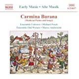 "Carmina Burana (Medieval Poems and Songs)von ""Ensemble Unicorn"""