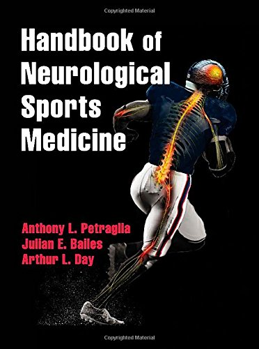 Handbook Of Neurological Sports Medicine: Concussion And Other Nervous System Injuries Int He Athlete