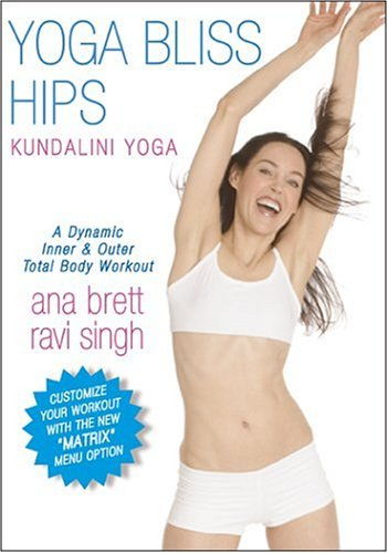Ana Brett and Ravi Singh: Yoga Bliss Hips [DVD] [2007] [Region 1] [NTSC]