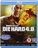 Die Hard 4.0 [Reino Unido] [Blu-ray]