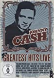 Johnny Cash: Greatest Hits - Live [DVD] [2010]
