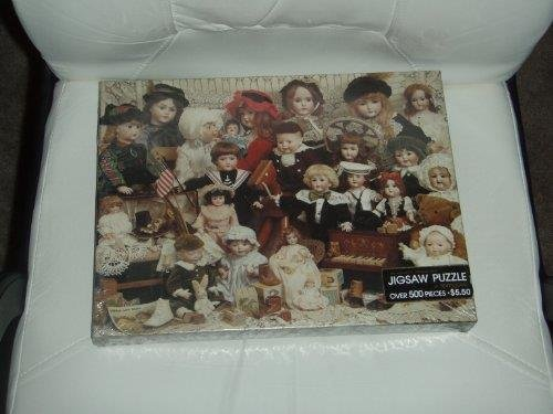 "The Doll Shop (An Authentic Springbok Jigsaw Puzzle with over 500 pieces) 18""x23.5"""