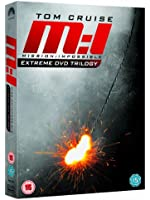 Mission Impossible: Ultimate DVD Trilogy