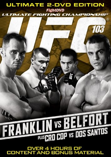 UFC 103: Franklin VS Belfort [DVD] [2009]