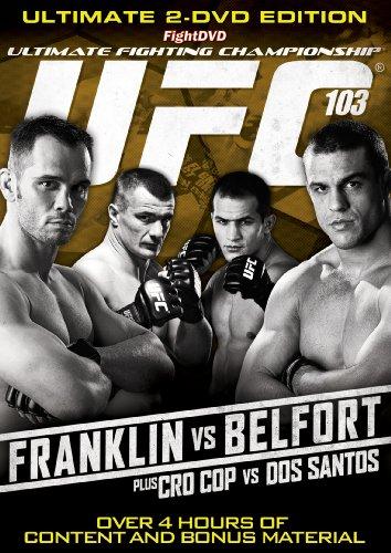 UFC 103: Franklin VS Belfort [DVD] [2009]