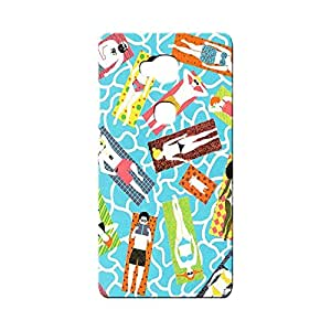 G-STAR Designer Printed Back case cover for Huawei Honor X - G2065