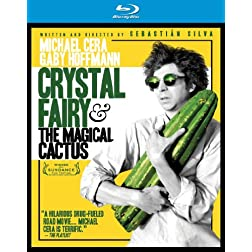 Crystal Fairy [Blu-ray]