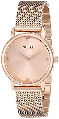Guess U0532L3 - Reloj para mujeres color oro rosa