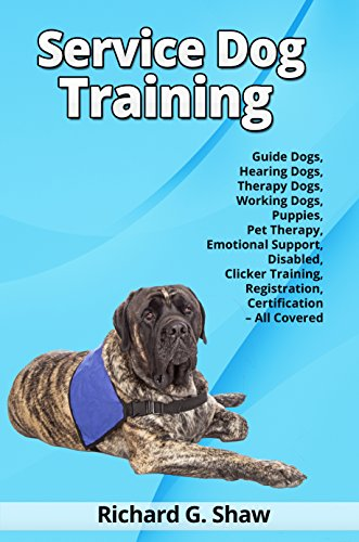 Service Dog Training - Guide