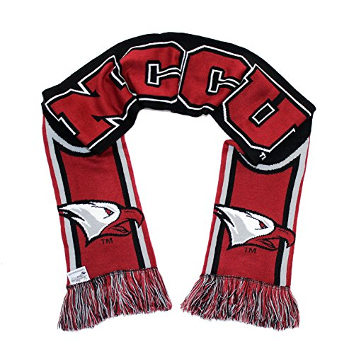 NCCU Eagles Scarf - North Carolina Central University Special Edition Knitted (North Carolina Central University compare prices)