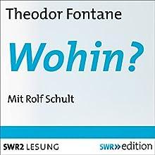 Wohin? (       ungekürzt) von Theodor Fontane Gesprochen von: Rolf Schult