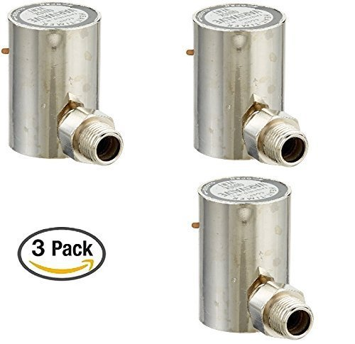 Varivalve 925005-00 Adjustable Angle Vent Valve - 3 Pack (Radiator Vent Adjustable compare prices)