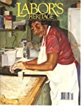img - for Labor's Heritage, Quarterly of The George Meany Memorial Archives, Vol. 10, No. 2, 1999 : Baseball and Labor book / textbook / text book