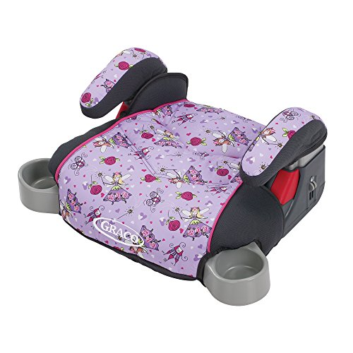 Great Deal! Graco Backless Turbobooster Car Seat, Pixie