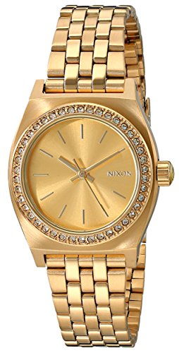 nixon-womens-a3991520-small-time-teller-watch