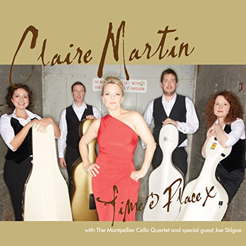 SACD : Claire Martin - Time & Place (Hybrid SACD)