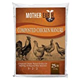 Mother Earth Composted Chicken Manure 3-2 - 2 Mother Earth Composted Chicken Manure 25 lbs (80/PLT)