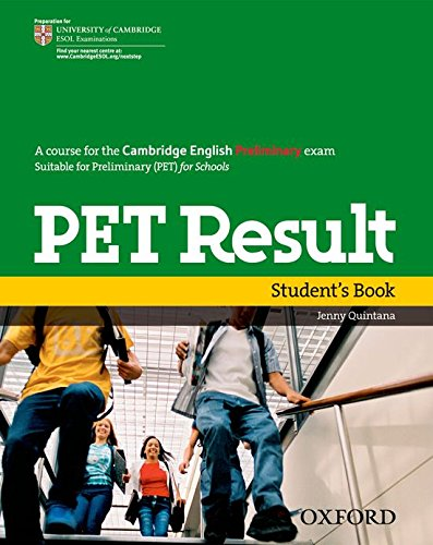 PET RESULT STUDENT BOOK