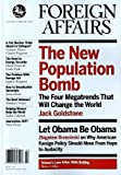 Foreign Affairs [US] January February 2010 (単号)
