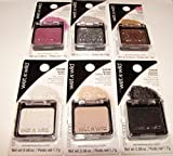 Bundle 3 Wet n Wild Color Icon Eye Shadows (6) All Different
