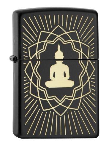 zippo-60002046-bouddha-collection-printemps-2016-noir-mat