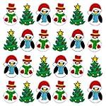 36 X CHRISTMAS MIX 1 EDIBLE RICE / WA...