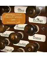 Musique napolitaine pour orgue