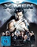 echange, troc BD * X-Men - Quadrilogy [Blu-ray] [Import allemand]