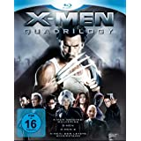 X-Men - Quadrilogy [Edizione: Germania]di Hugh Jackman