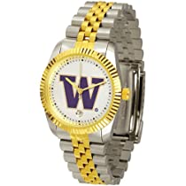 "Washington Huskies NCAA ""Executive"" Mens Watch"