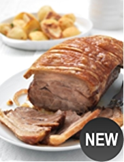 Gloucester Old Spot Pork Shoulder Boneless Joint (Serves 10-12)
