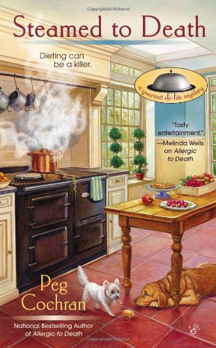 Steamed To Death (A Gourmet De-Lite Mystery) front-891270