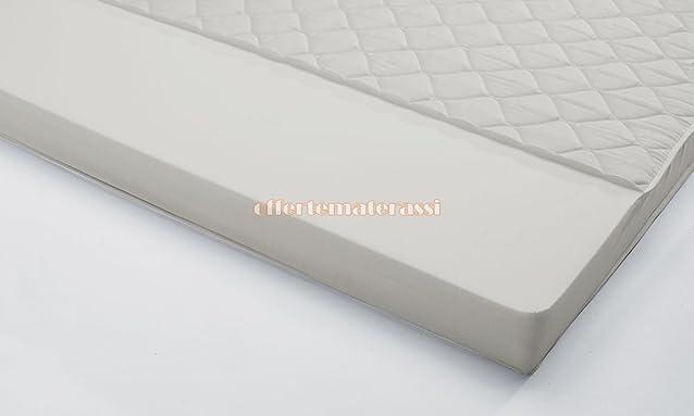 Materasso in memory foam per divano letto, misura: Matrimoniale su misura