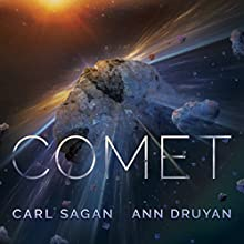 Comet Audiobook by Carl Sagan, Ann Druyan Narrated by Seth MacFarlane, Bahni Turpin