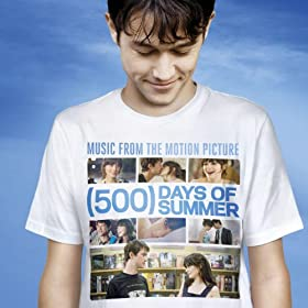 [500] Days Of Summer - Music From The Motion Picture (Intnl DMD)