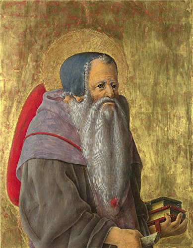 Oil Painting 'Giorgio Schiavone Saint Jerome ' Printing On High Quality Polyster Canvas , 10 X 13 Inch / 25 X 33 Cm ,the Best Home Office Decor And Home Decor And Gifts Is This High Quality Art Decorative Canvas Prints