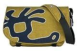 Crumpler CHD-012 Laptop Bag (Seeded Mustard/Navy BIG LOGO) 12