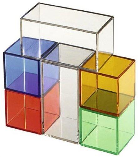 HABA 3533 - Farbige Glasbausteine