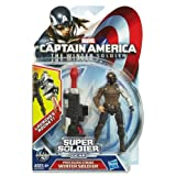 Precision Strike Winter Captain America The Winter Soldier Action Figure