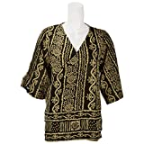Beautiful Clothes Brown Casual Wear Cotton Top For Women (BCA2037)