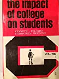 img - for The impact of college on students (Jossey-Bass series in higher education) book / textbook / text book