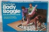 BODY BOGGLE - VINTAGE BOARD GAME (BOGGLE TWISTER)